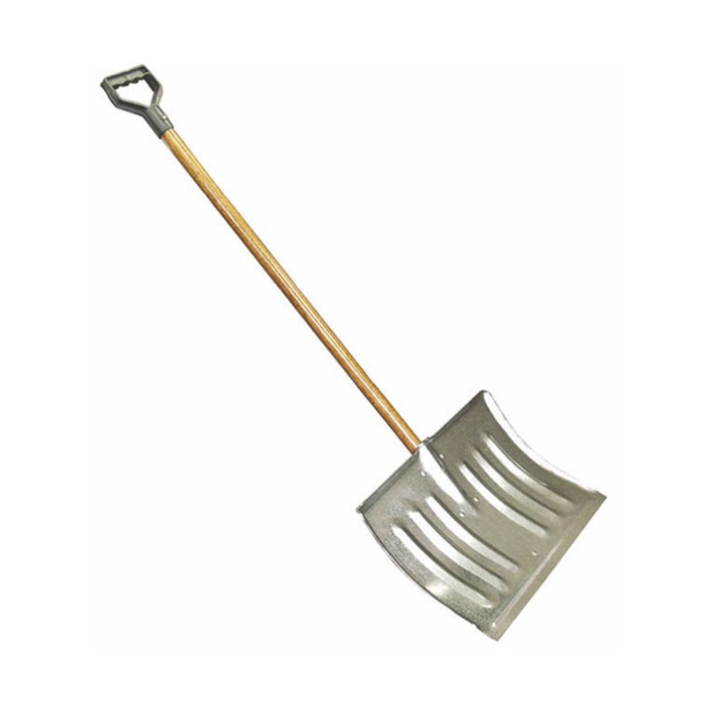 Emerald Snow Shovel Steel Blade 3009S